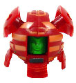 Bakugan Pyrus (Red)