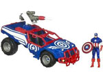 Captain America First Avengers - Vehicles