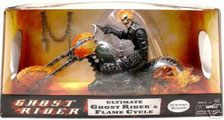 Deluxe Ghost Rider Figures and Vehicles