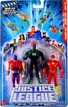 Justice League Unlimited 3 pack
