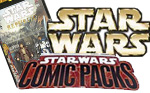 Star Wars Comic Packs