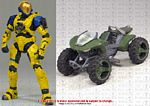 Mcfarlane Halo 3 Vehicles