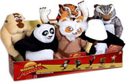 Kung Fu Panda - Plush
