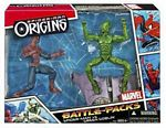 Spiderman Origins Battle Pack