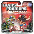 Transformers Universe - Robot Heroes