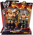Mattel WWE 2-Pack, 3-Pack, Multi-Pack