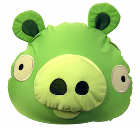 Angry Birds - Piglet Squeeze Pillow