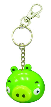 Angry Birds - Pig Keychain