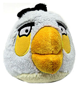 Angry Birds - 5-Inch White Bird