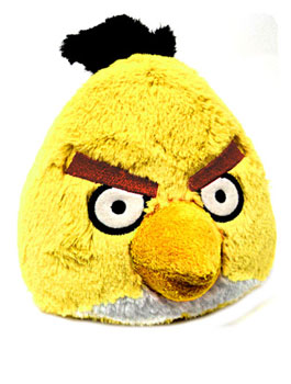 Angry Birds - 5-Inch Yellow Bird