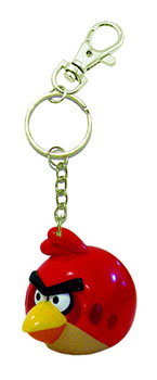 Angry Birds - Red Bird Keychain