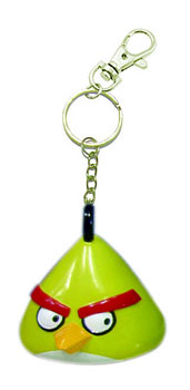 Angry Birds - Yellow Bird Keychain