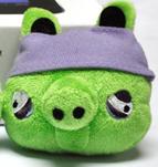Angry Birds - 3.5-Inch Helmet Pig Hangers