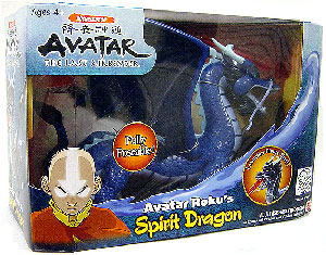 Avatar Roku Spirit Dragon