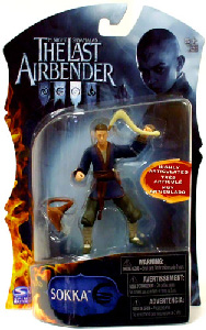 The Last Airbender Movie - Sokka