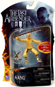 The Last Airbender Movie - Aang with Momo