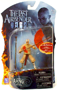 The Last Airbender Movie - Winter Gear Aang