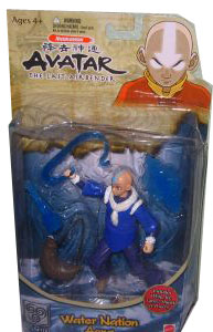 Water Nation Aang