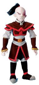 10-Inch Prince Zuko Plush