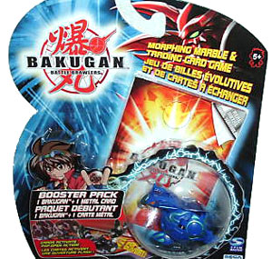 Bakugan - Aquos(Blue) Boosters Pack - Skyress