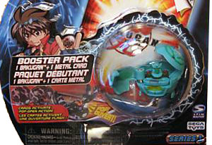 Bakugan - Ventus(Green) Boosters Pack - Gorem