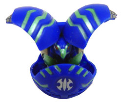 Bakugan - Aquos(Blue) Boosters Pack - Falconeer