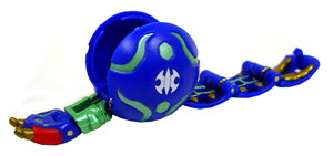 Bakugan - Aquos(Blue) Boosters Pack - Centipod