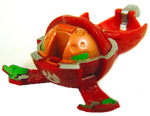 Bakugan - Pyrus(Red) Boosters Pack - Stinglash 510G[LOOSE]