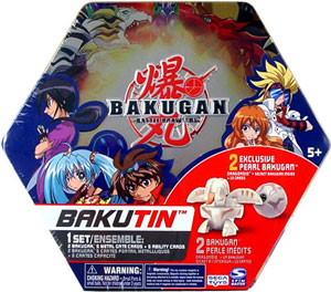 Bakugan - Bakutin [RANDOM COLOR]