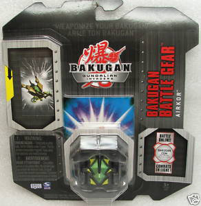 Battle Gear - Darkus(Black) Airkor