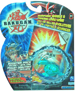 Bakugan - Ventus (Green) Boosters Pack - Skyress