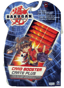 Bakugan Booster Packs Cards: 5 Pack