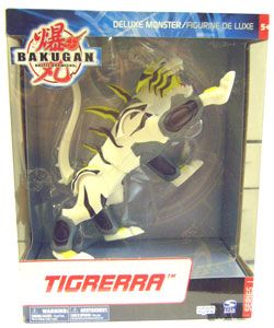 Bakugan Monster Deluxe - Tigrerra