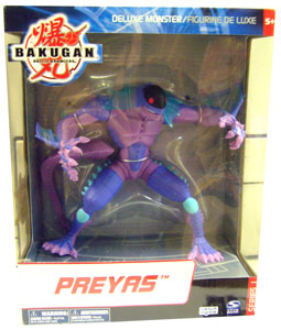 Bakugan Monster Deluxe - Preyas