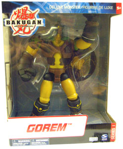 Bakugan Monster Deluxe - Gorem
