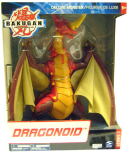Bakugan Monster Deluxe - Dragonoid