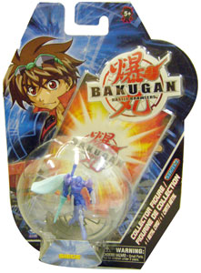 Bakugan Collector Figure - Aquos Siege