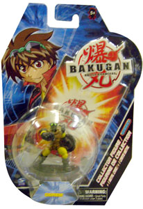 Bakugan Collector Figure - Subterra Gorem