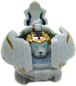 Bakugan - Haos(Grey) Boosters Pack - Tigerra 450G[LOOSE]