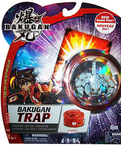 New Vestroia  Bakugan Trap - Haos(Grey) Scorpion