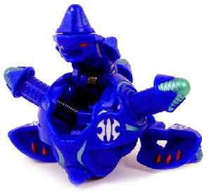 New Vestroia  Bakugan Trap - Aquos(Blue) Baliton