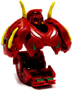 New Vestroia  Bakugan Trap - Pyrus(Red) Hylash