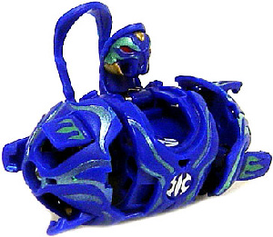 New Vestroia  Bakugan Trap - Aquos(Blue) Carlsnaut