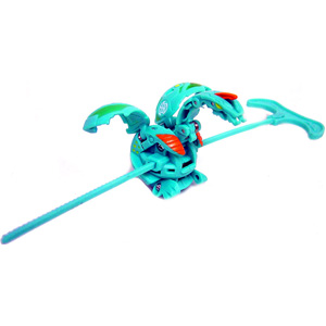 Bakugan New Vestroia Special Attack Booster - Ventus(Green) Turbine Helios