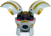 Bakugan - Haos(Grey) Boosters Pack - Griffon