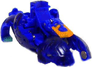 Bakugan B3 BakuCore Aquos[Blue] - Verias