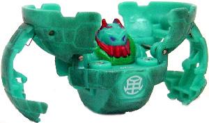 Bakugan B3 BakuCore - Ventus[Green] Kilroy Wilda