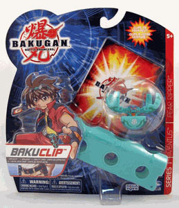 Bakuclip - Ventus(Green) Fear Ripper
