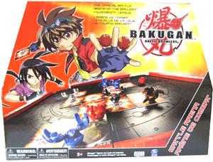 Bakugan Battle Brawlers Battle Arena