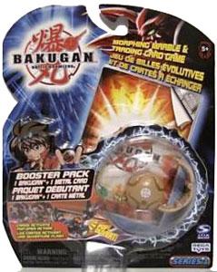 Bakugan - Subterra(Tan) Boosters Pack - Centipod